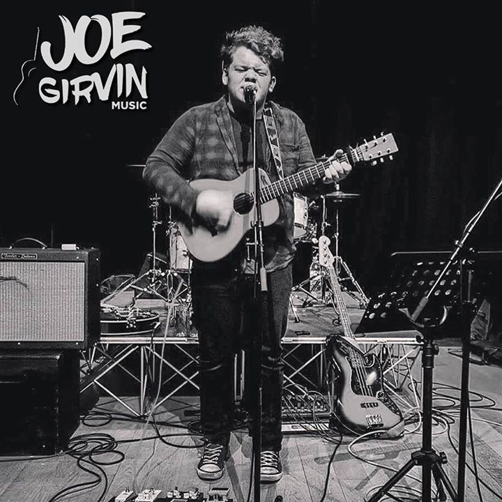 Joe Girvin Music Tour Dates