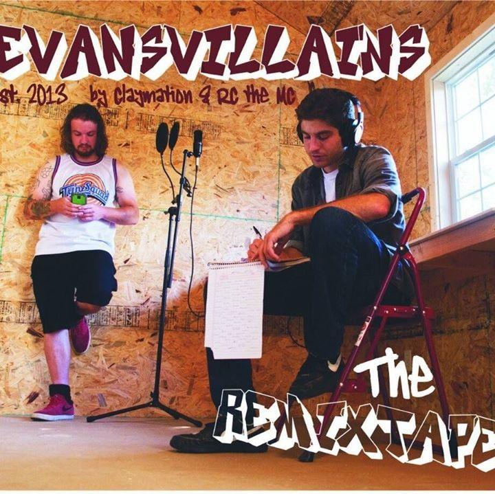 Evansvillains Tour Dates