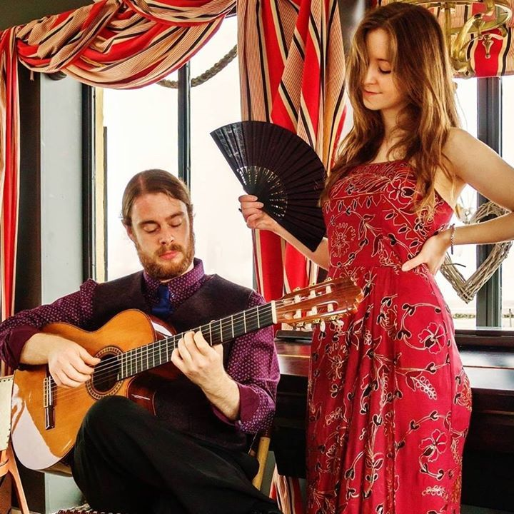 Dulcie May and Stephen Bridgland Jazz Duo Tour Dates