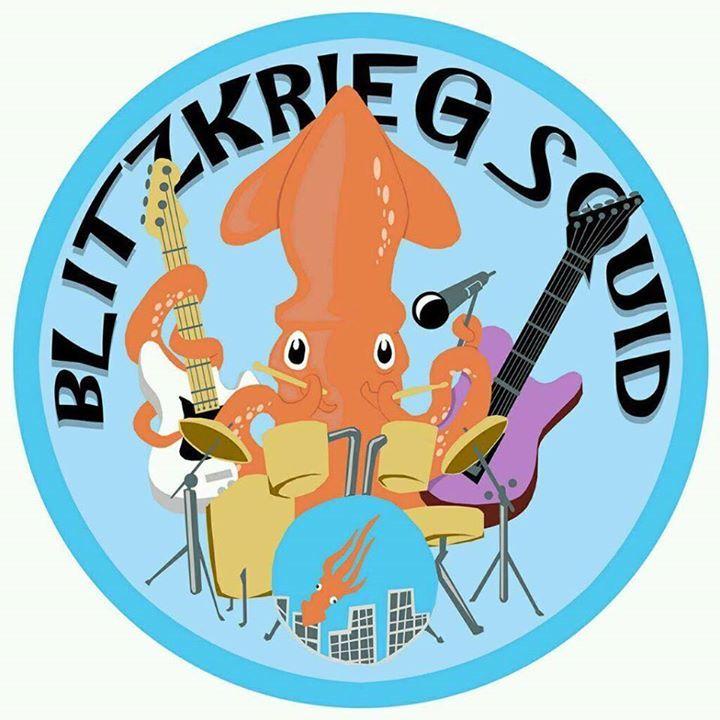 Blitzkrieg Squid Tour Dates