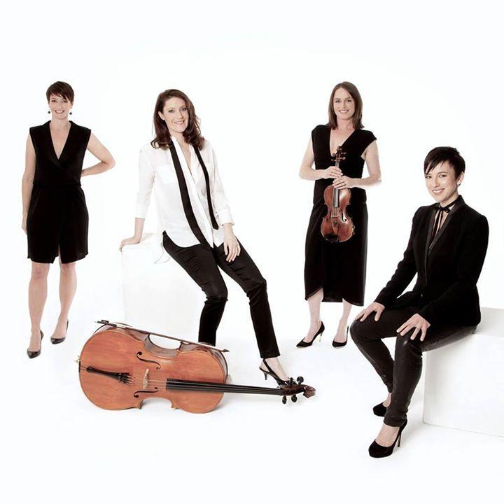 Enigma Quartet Tour Dates