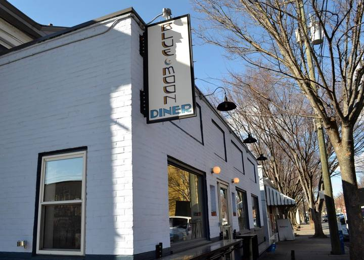 Help Me Helen @ Blue Moon Diner - Charlottesville, VA