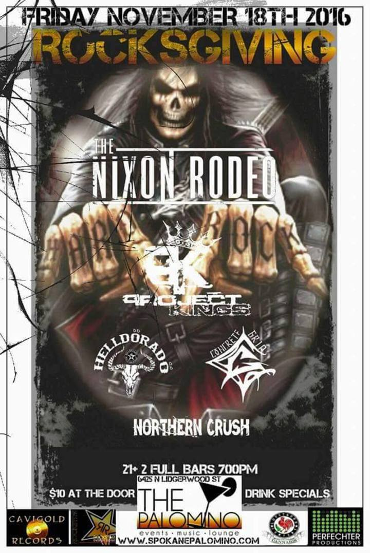 The Nixon Rodeo Tour Dates