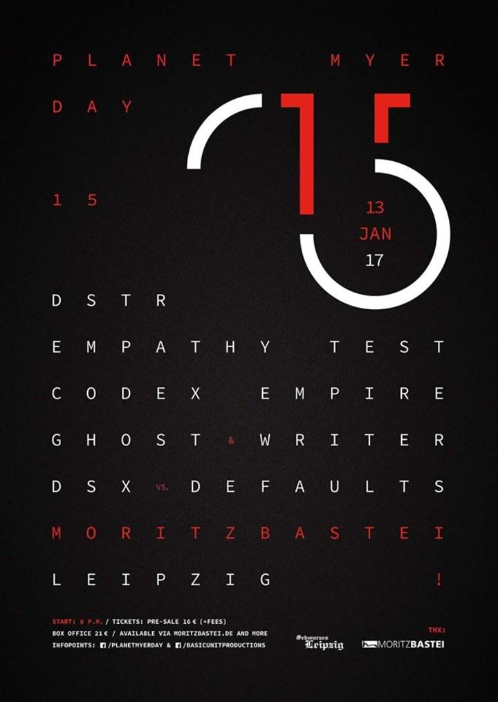 Empathy Test @ Moritzbastei - Leipzig, Germany