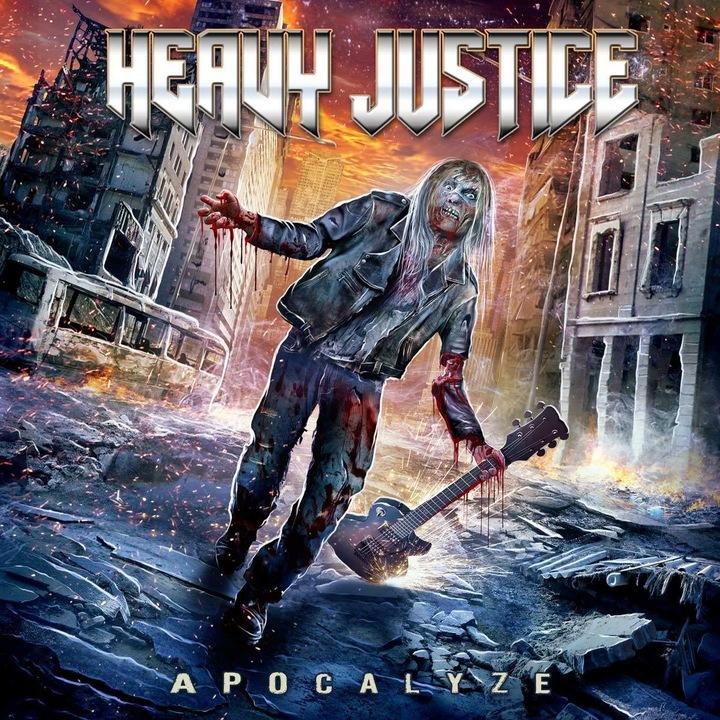 Heavy Justice Tour Dates