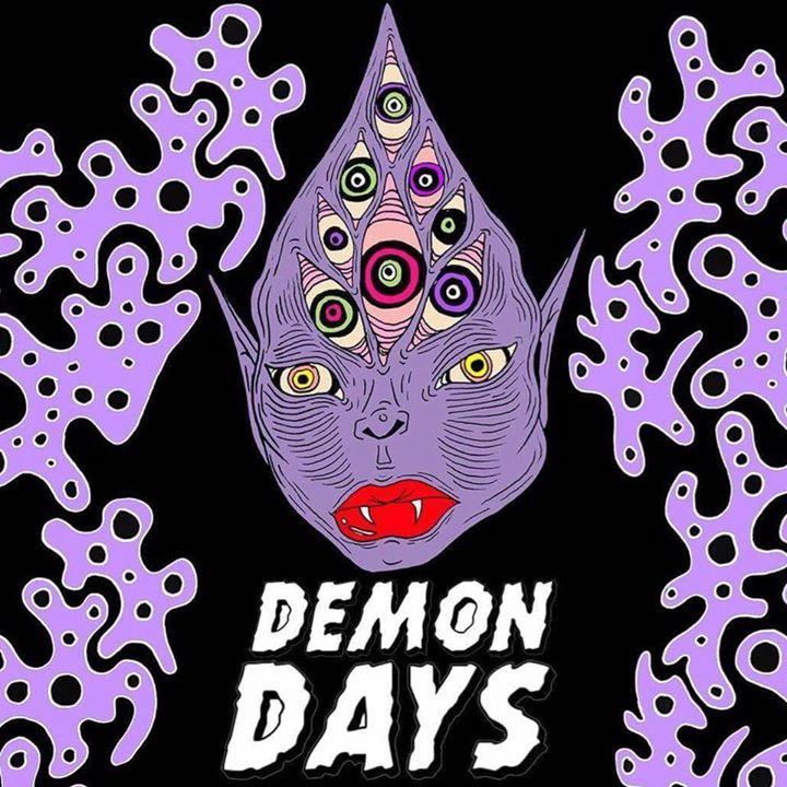 Demon Days Tour Dates