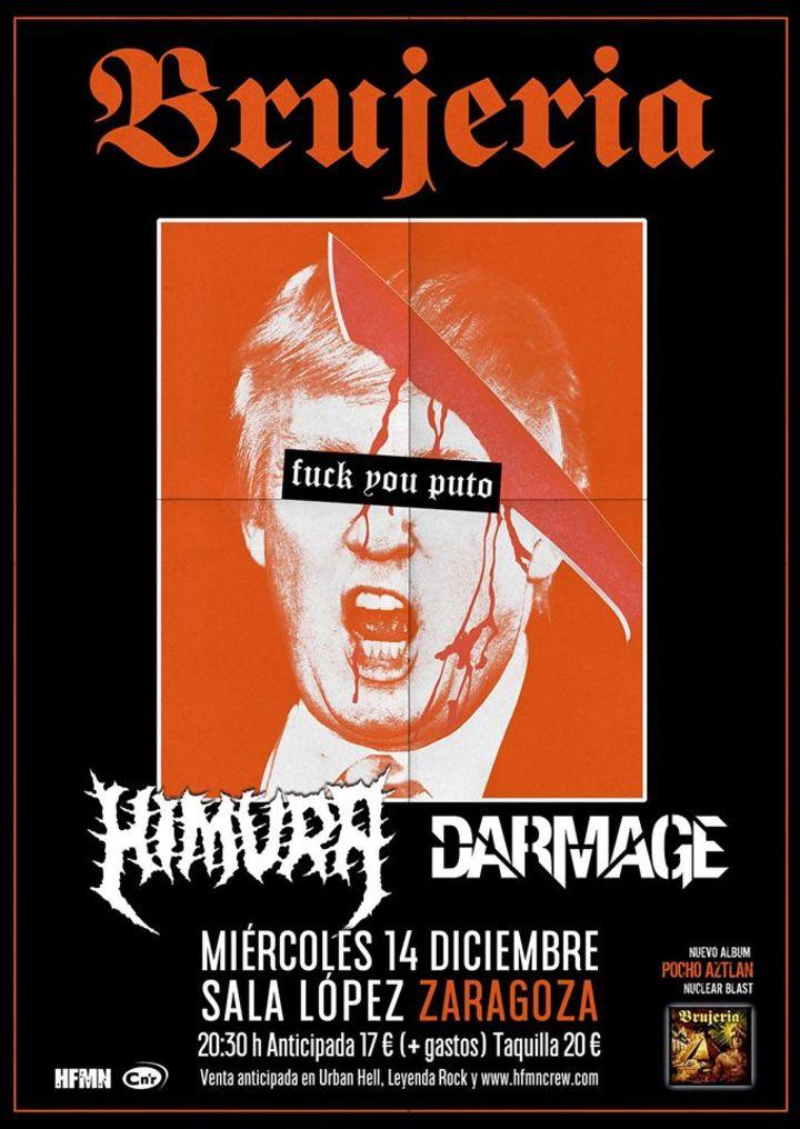 Himura grind Zaragoza (oficial) @ Sala Lopez - Zaragoza, Spain