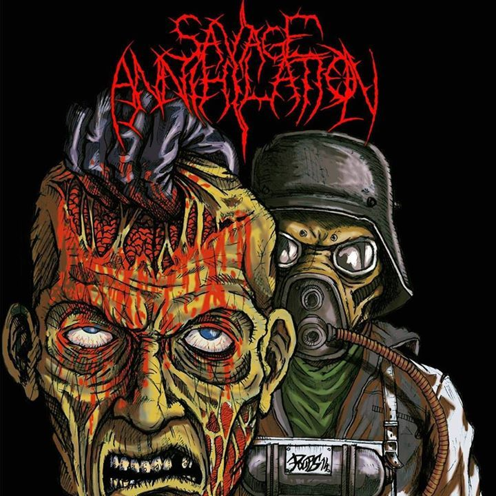 Savage Annihilation Tour Dates