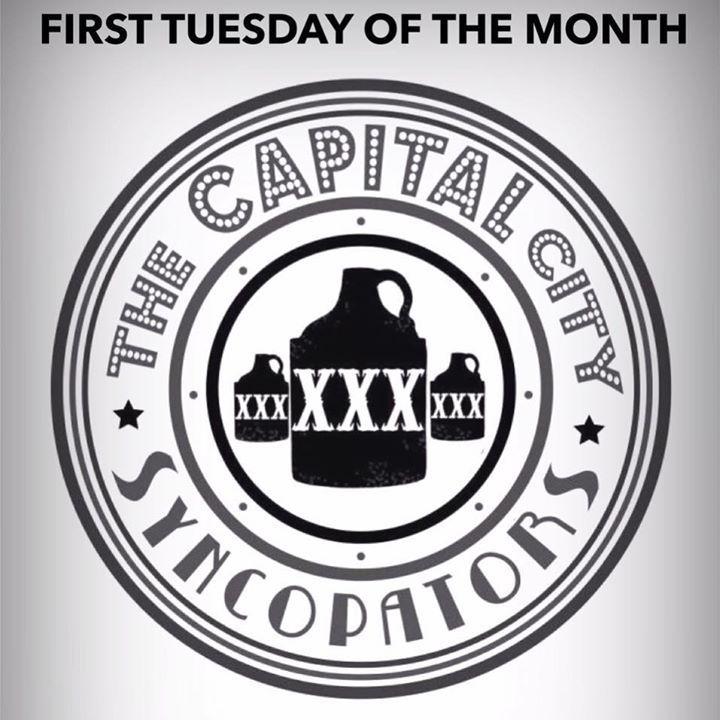 The Capital City Syncopators Tour Dates