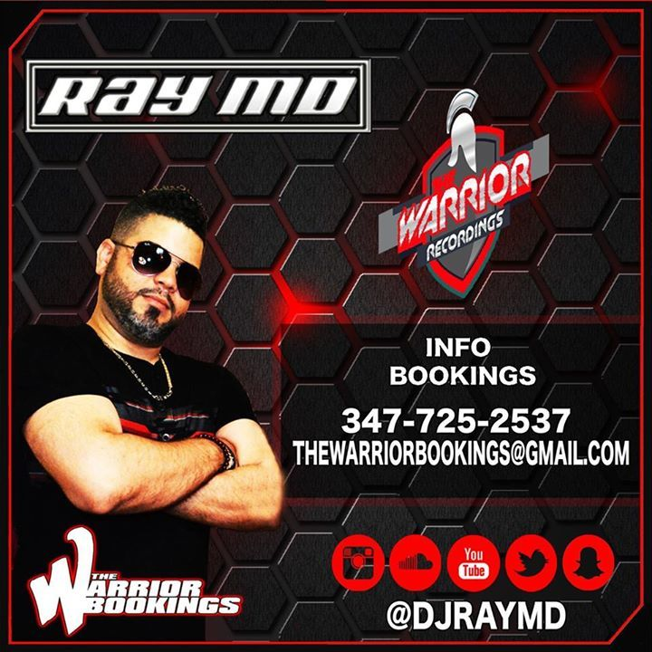Ray MD Tour Dates