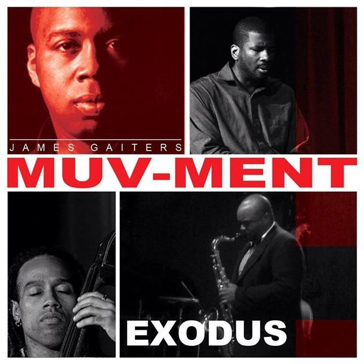James Gaiters' MUV-Ment Tour Dates