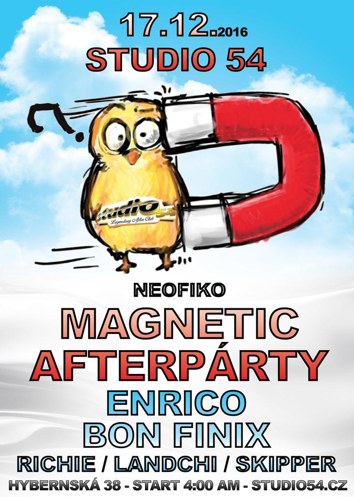 dj enrico @ Magnetic fest after - Prague, Czech Republic