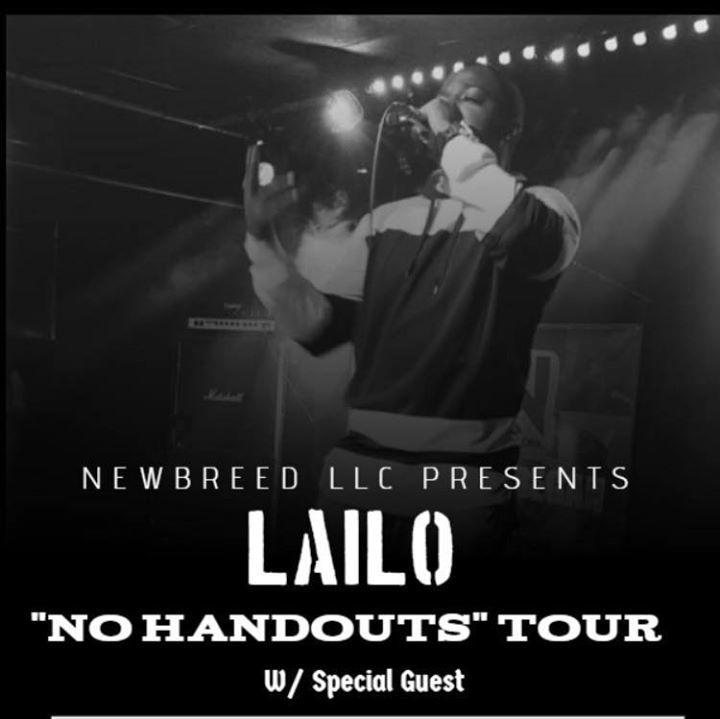 Lailo Tour Dates
