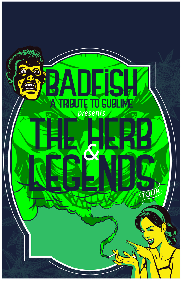 Badfish - Sublime Tribute @ Diesel Club Lounge - Pittsburgh, PA