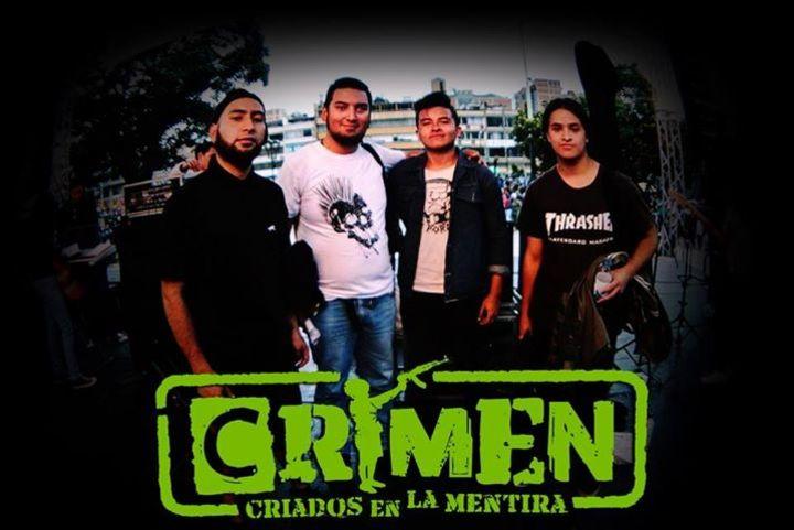 CRIMEN Tour Dates