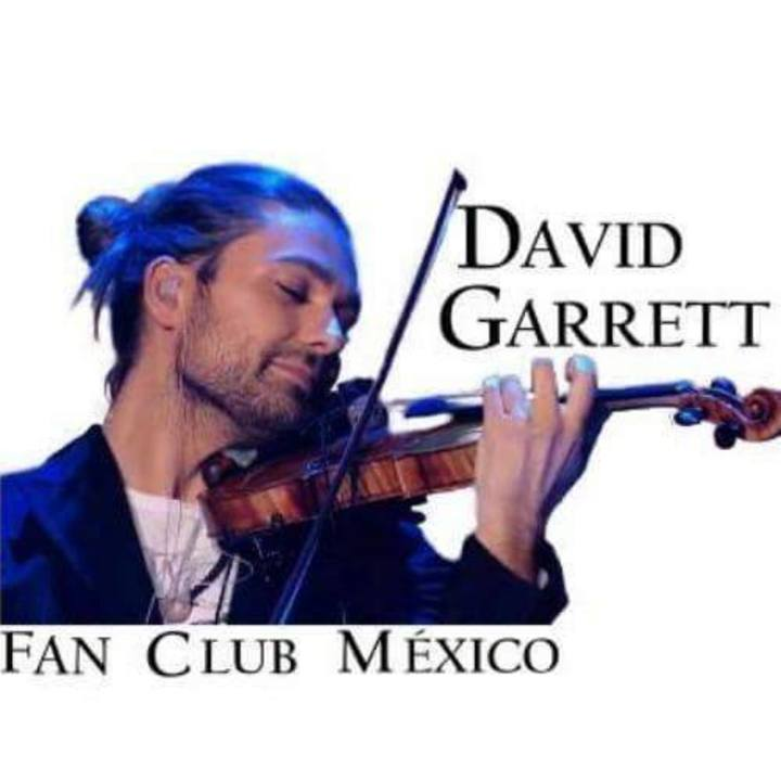 David Garrett Fan Club México Tour Dates