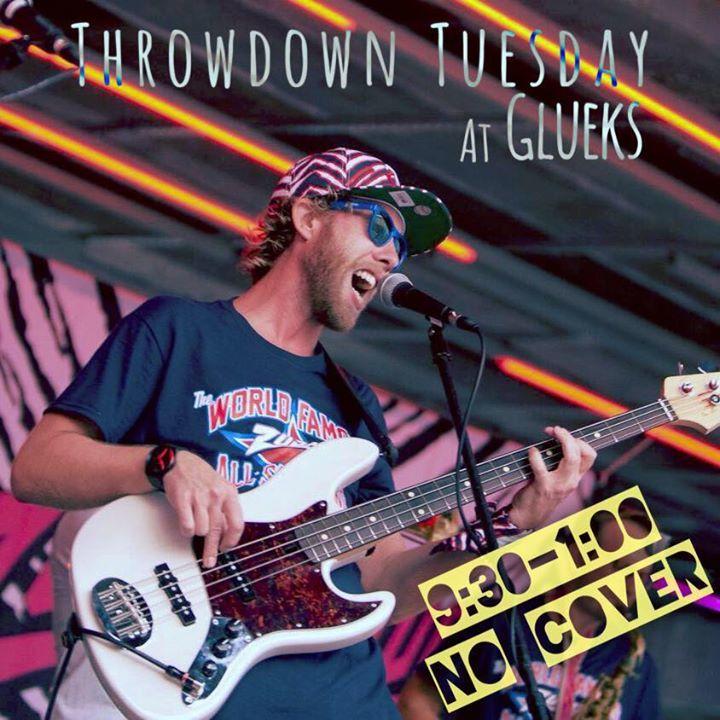 Dan Ristrom & The Throwdown Tour Dates