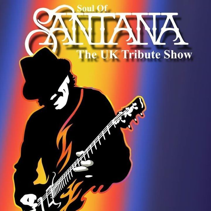 Soul of Santana Tour Dates