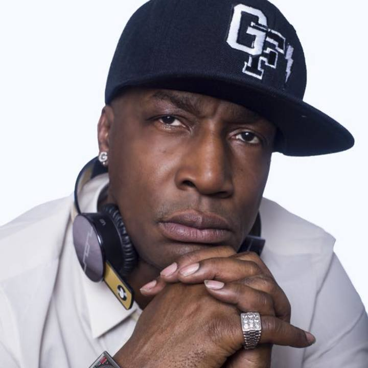 Grandmaster Flash @ Cottiers Theatre - Glasgow, United Kingdom