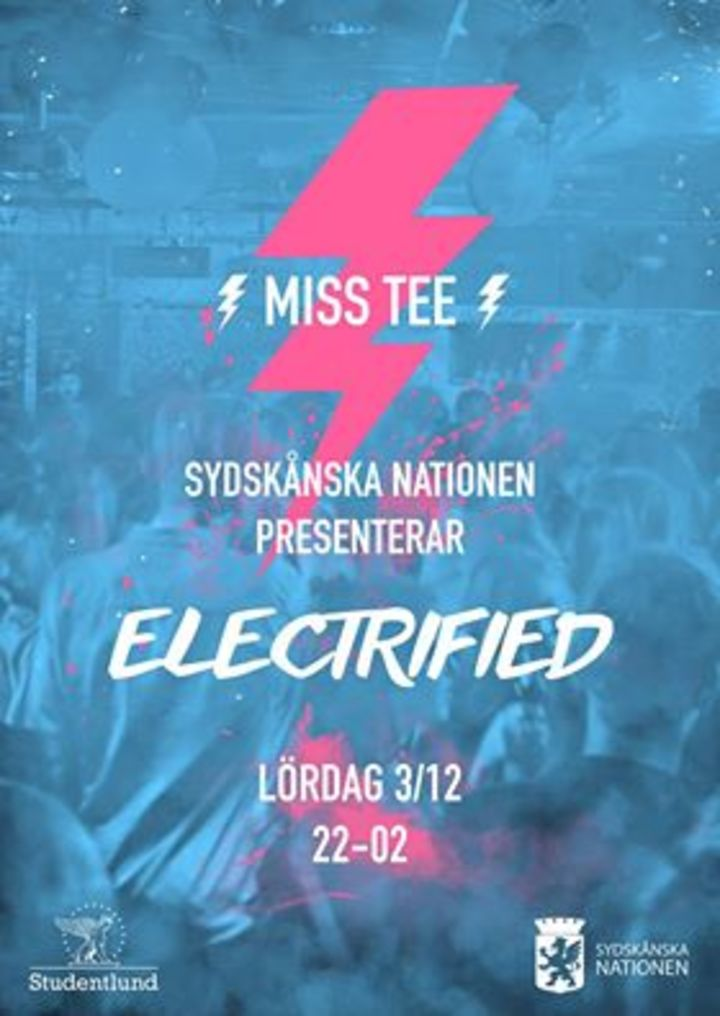 MissTee @ Lund University - Lund, Sweden
