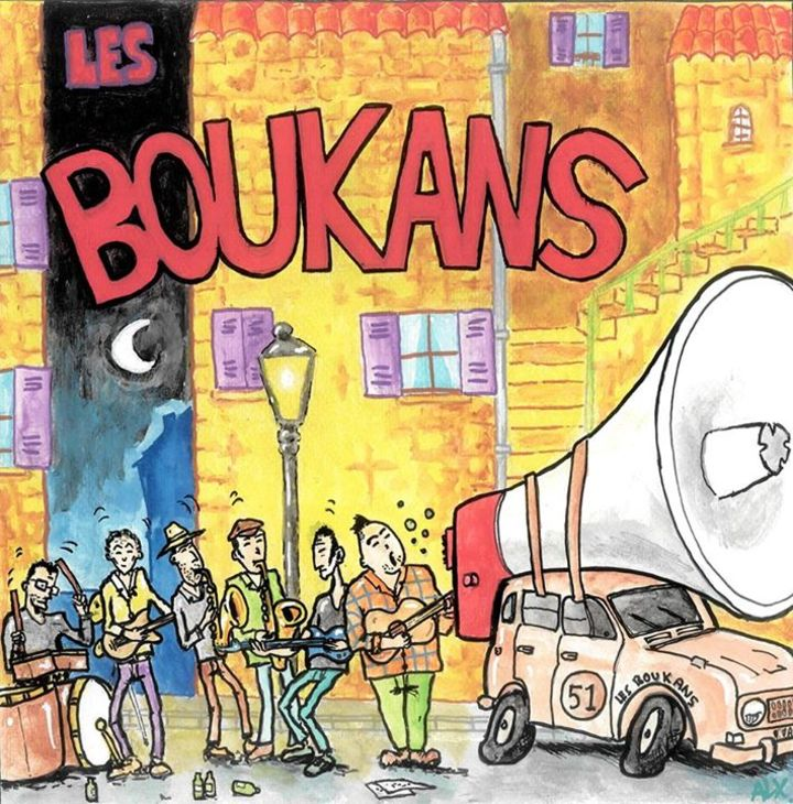 Les Boukans Tour Dates