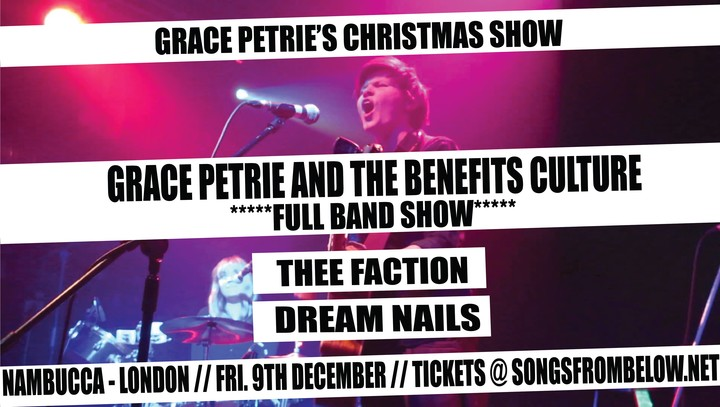 Grace Petrie @ Nambucca - London, United Kingdom