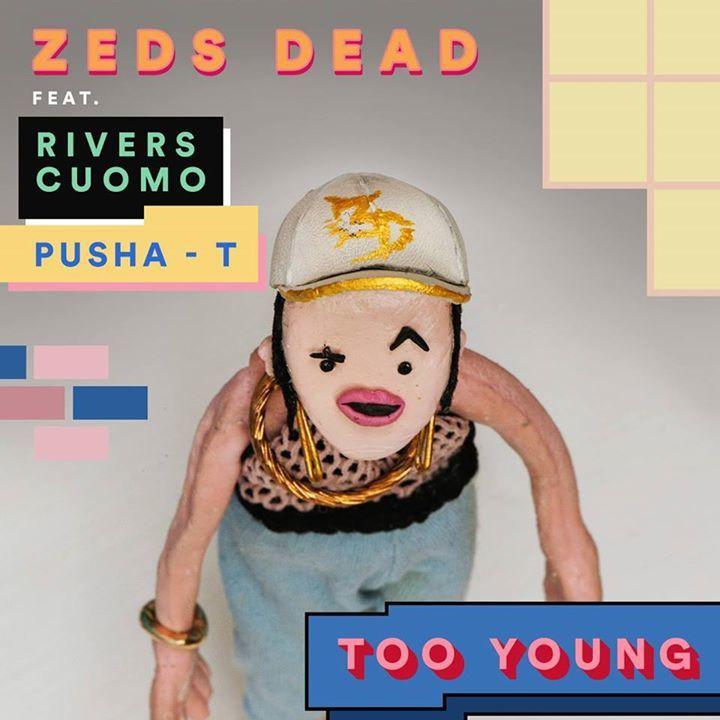 Zeds Dead @ Bill Graham Civic Auditorium - San Francisco, CA