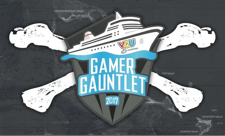 A F K @ Royal Caribbean's Majesty of the Seas - Video Game Gauntlet - Cocoa, FL