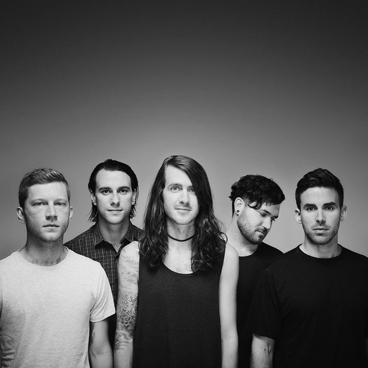 Mayday Parade @ O2 Academy  - Oxford, United Kingdom