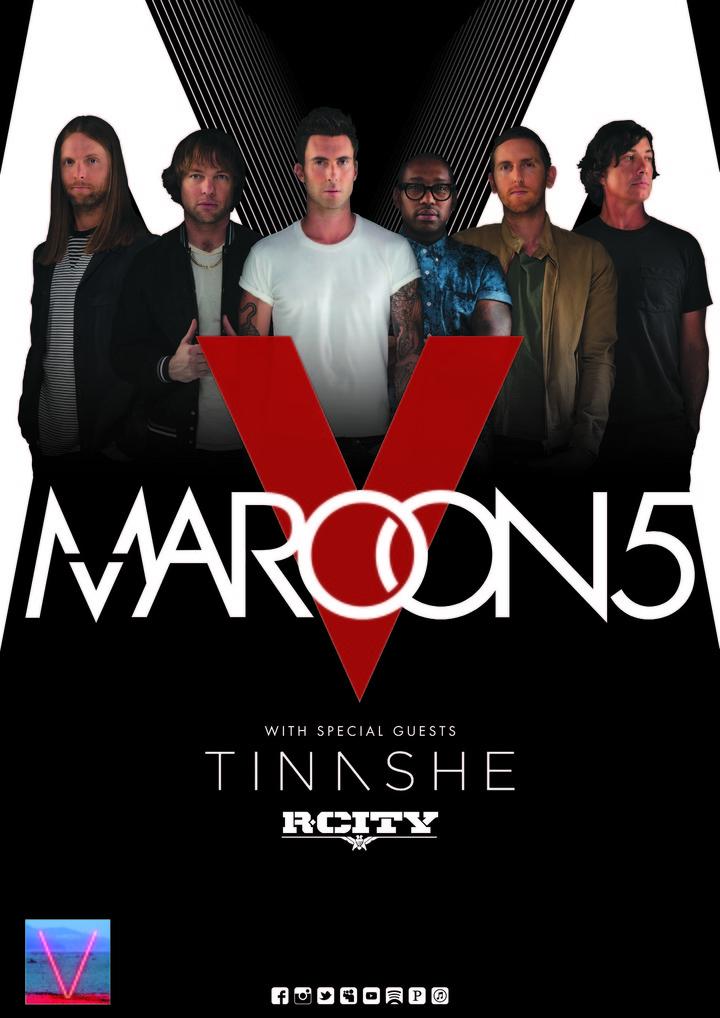 Tinashe @ U.S. Bank Arena - Cincinnati, OH