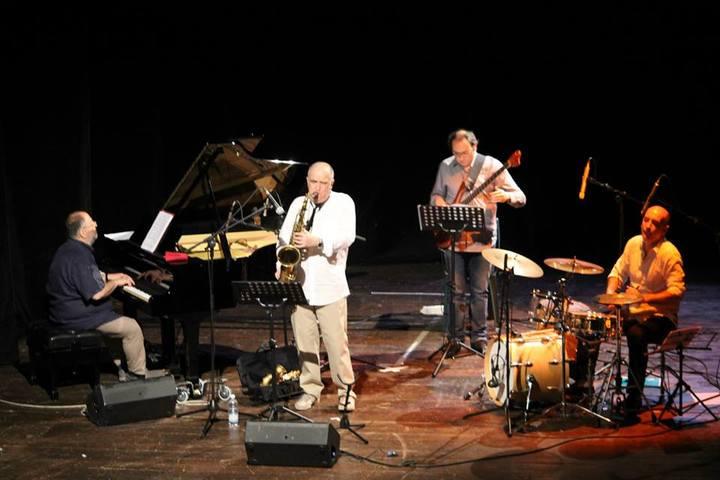Le Jazzophone @ Théâtre des Variétés  - Monte-Carlo, Monaco