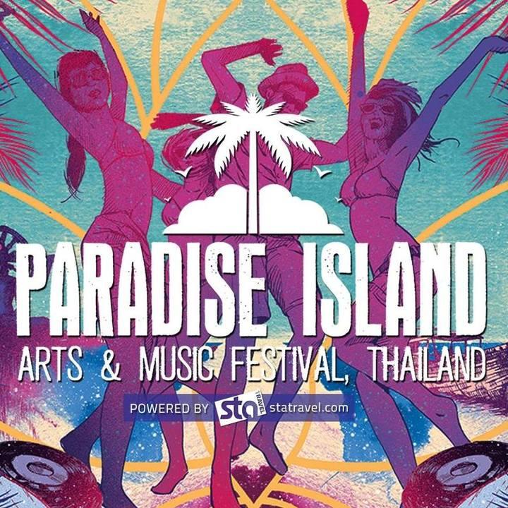 DJ Kentaro @ Paradise Island Festival - Ko Samui, Thailand