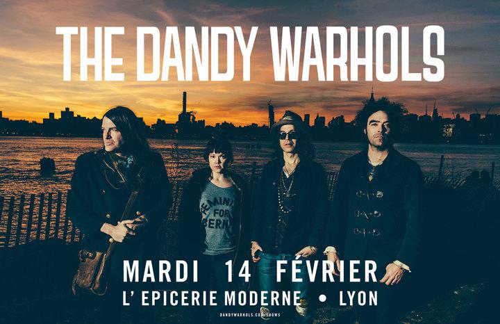 The Dandy Warhols @ L'Epicerie Moderne - Feyzin, France