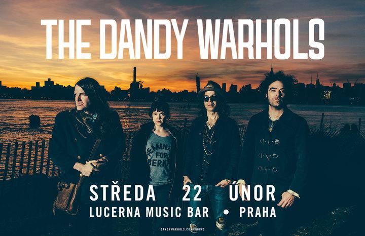 The Dandy Warhols @ Lucerna Music Bar - Prague, Czech Republic