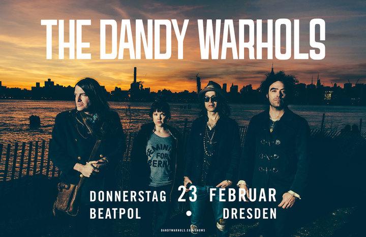 The Dandy Warhols @ Beatpol - Dresden, Germany
