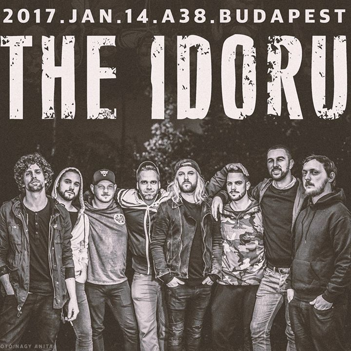 The Idoru Tour Dates