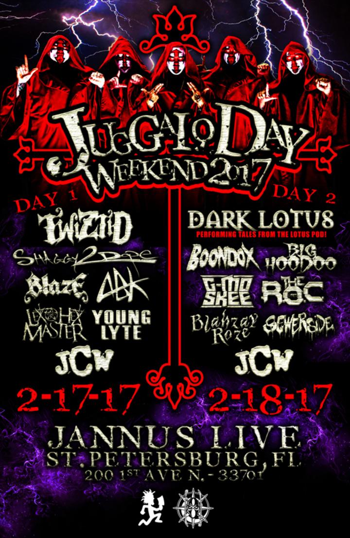 Twiztid @ Jannus Live - St. Petersburg, FL