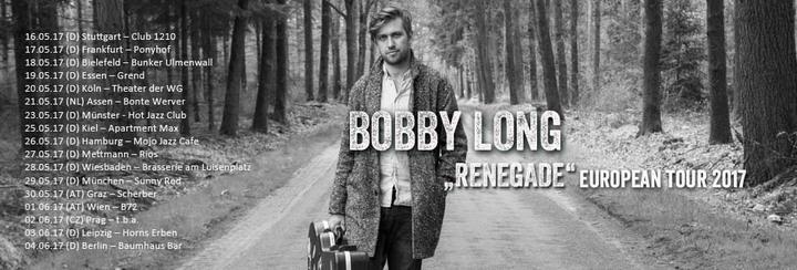 Bobby Long @ Horns Erben - Leipzig, Germany