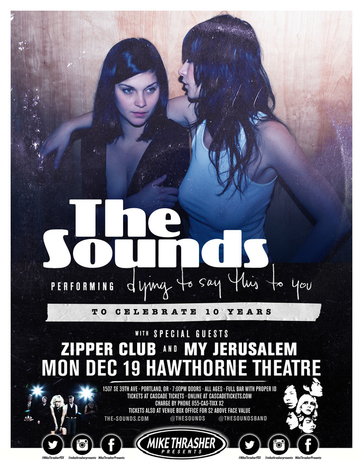 My Jerusalem @ Hawthorne Theatre - Portland, OR