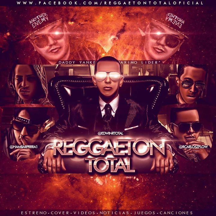 Reggaeton Total Tour Dates