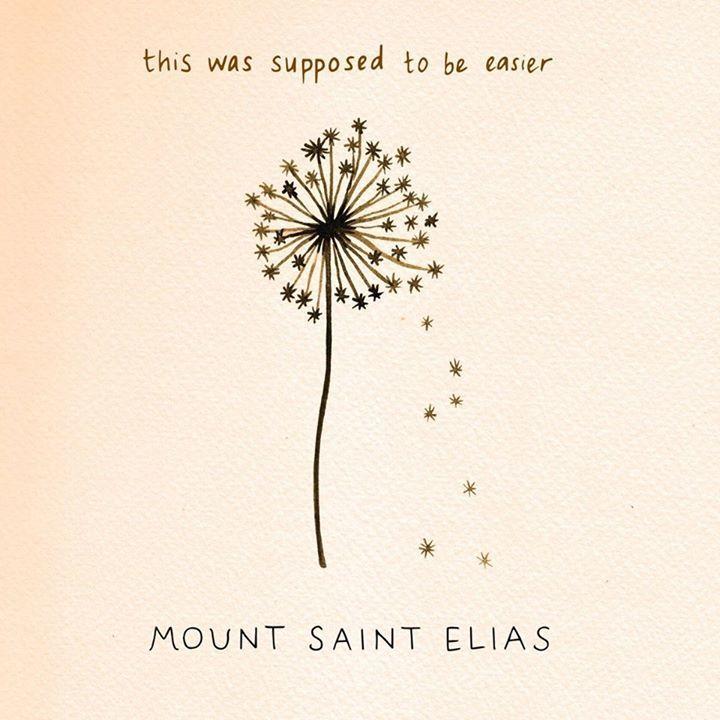 Mount Saint Elias Tour Dates
