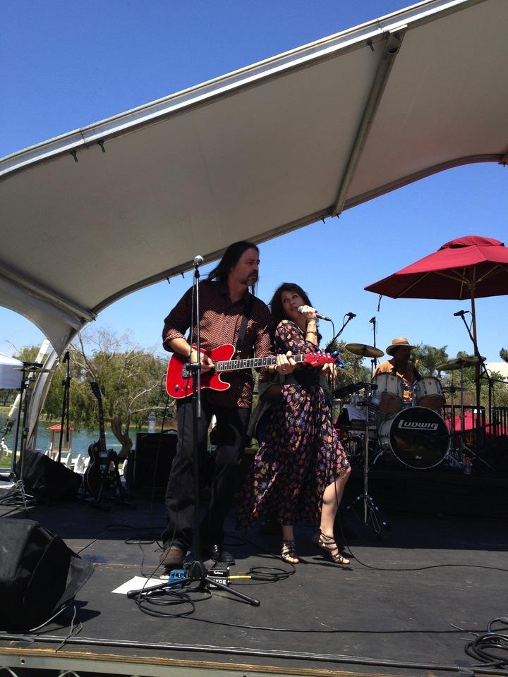 Alyssa Barron @ Palos Verdes Bowl - Rancho Palos Verdes, CA