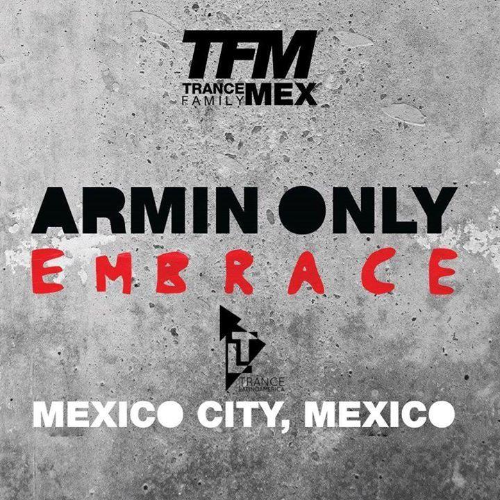 Trance Family Mexico Tour Dates