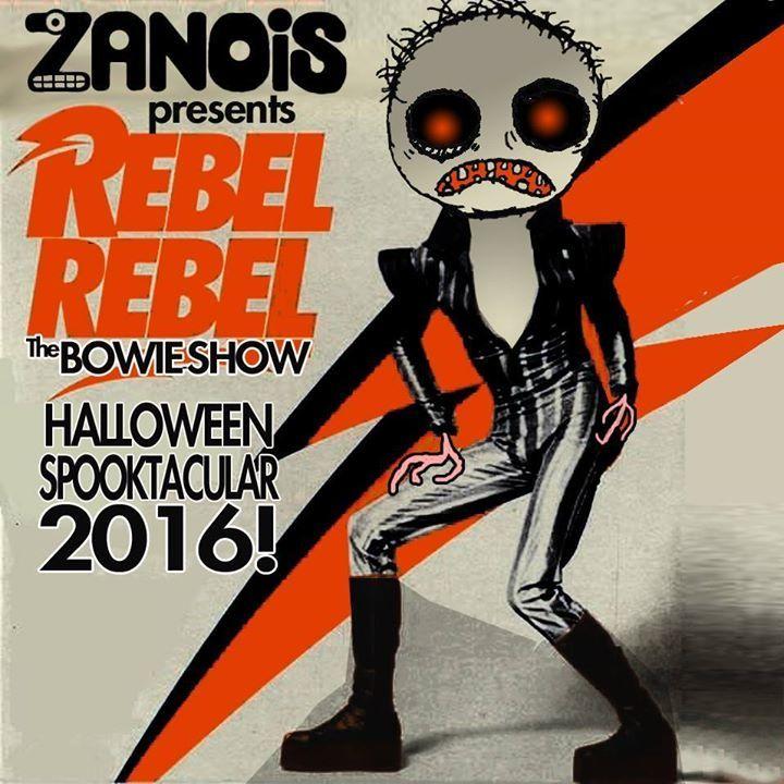 Zanois Tour Dates