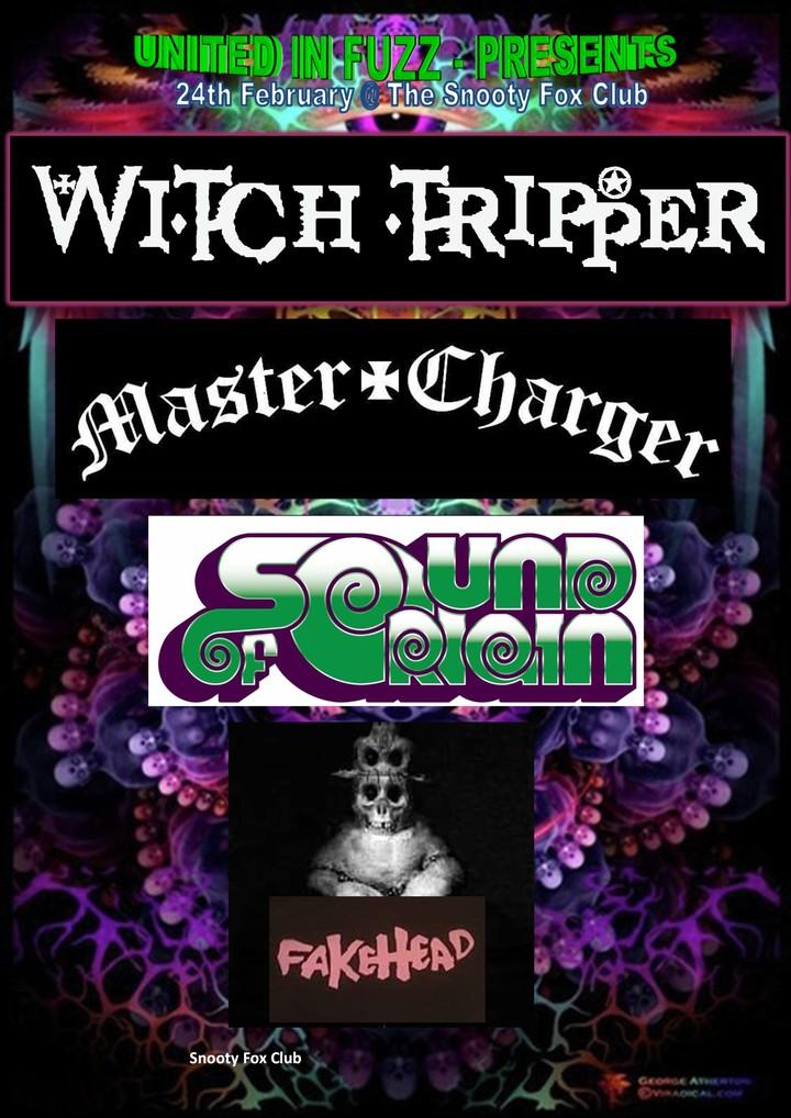 Witch Tripper @ Snooty Fox Club - Wakefield, United Kingdom