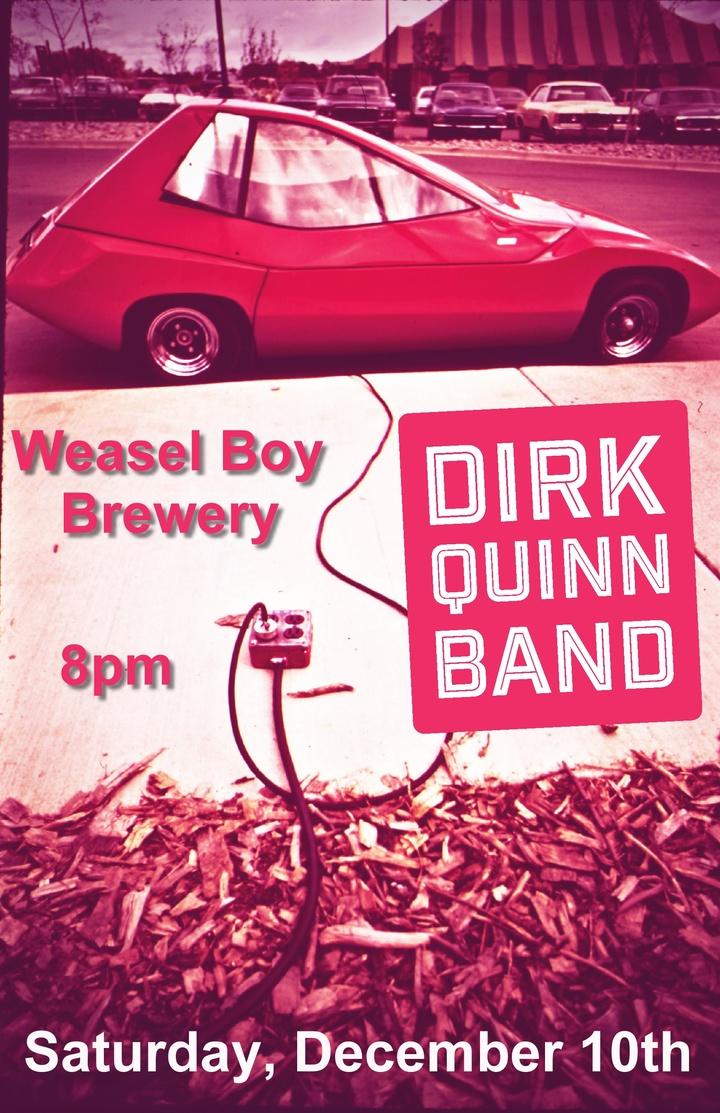 Dirk Quinn Band @ Weasel Boy Brewery - Zanesville, OH