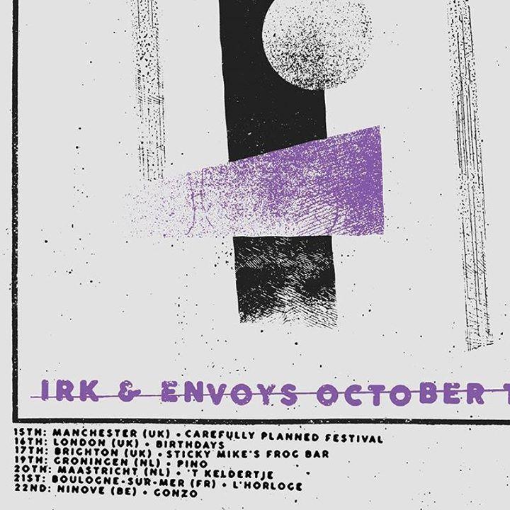 ENVOYS Tour Dates