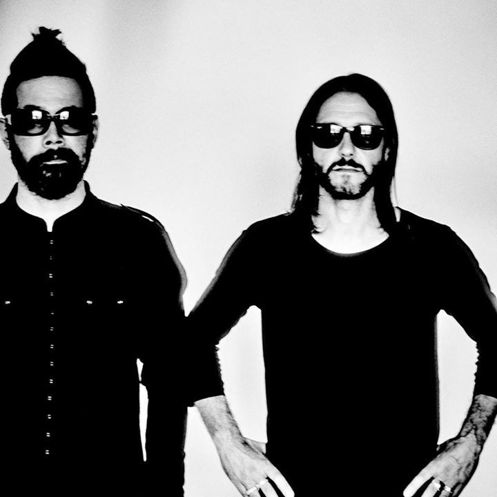 Feeder @ The Nick Rayns LCR, UEA - Norwich, United Kingdom