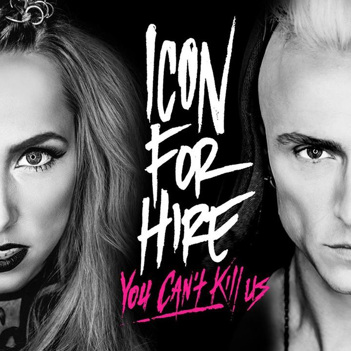 Icon For Hire @ The Shelter at St. Andrew's Hall - Detroit, MI