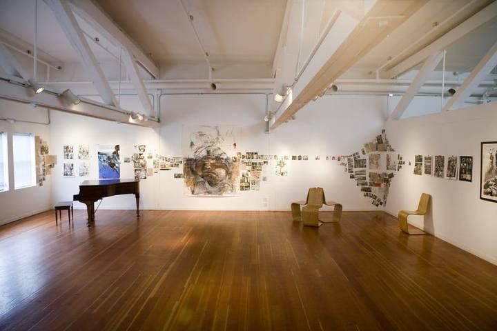 Bob Hillman @ a.Muse Gallery - San Francisco, CA